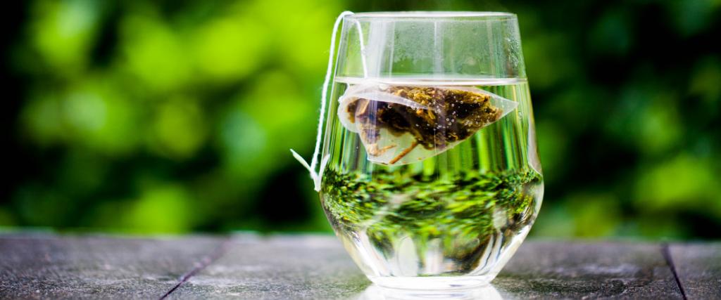 La dieta del te verde